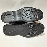 Чоловічі шкіряні туфлі, прошиті дуже якісні, фото 8