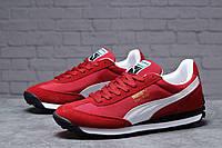 Кроссовки мужские 17621 ► Puma Easy Rider, красные . [Размеры в наличии: 44,46], фото 1