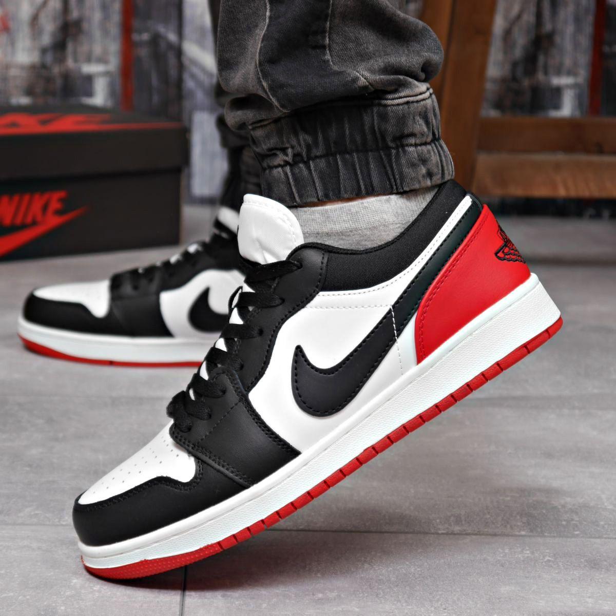Кроссовки мужские 18194 ► Nike Air Jordan, белые . [Размеры в наличии: ]