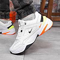 Кроссовки мужские 18205 ► Nike M2K Tekno, белые  (качество AAA). [Размеры в наличии: 41,42,43,45,46], фото 1