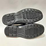 Мужские кожаные туфли, прошитые очень качественные, фото 8
