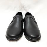 Мужские кожаные туфли, прошитые очень качественные, фото 2
