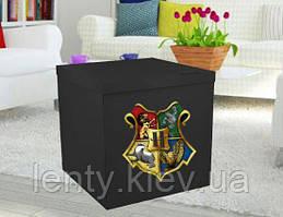 Коробка-сюрприз большая 70х70см Гарри Поттер +наклейки (цвет коробки может быть разный)
