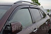 Ветровики на Lexus RХ II 2003-2009/Toyota Harrier 2003