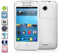 "Смартфон Lenovo A376 | Мобильный телефон 4"", 2 ядра, 512 Мб RAM, 4 Гб ROM"