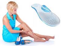 Стельки Sholl женские | Гелевые стельки | Стельки ортопедические