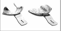 Набор ложек стальных перфорированных для беззубых (6 шт.) 6010/kit Medesy