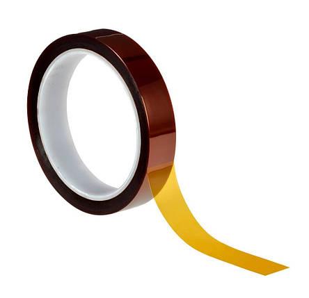 Термоскотч каптоновый 10мм, фото 2