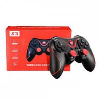 Джойстик X3 беспроводной геймпад bluetooth для PC gamepad телефона планшета Пк