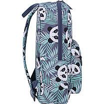 Рюкзак для дівчинки молодіжний міський модний принт Панда Bagland 764 (00508664), фото 3