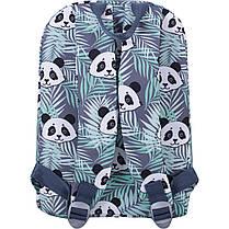 Рюкзак для дівчинки молодіжний міський модний принт Панда Bagland 764 (00508664), фото 2
