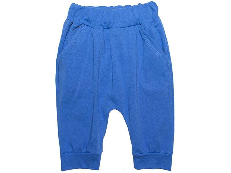 Літні бриджі для хлопчика з кишенями