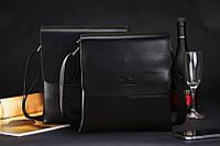 Мужская кожаная сумка Bandicoot. Модель 0428, фото 3