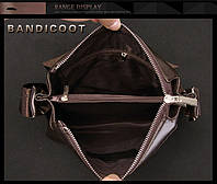 Мужская кожаная сумка Bandicoot. Модель 0428, фото 8