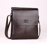 Мужская кожаная сумка Bandicoot. Модель 0428, фото 5