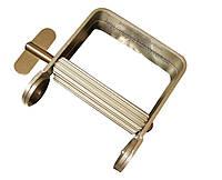 Ключ (пресс) для выдавливания краски, металл,маленький