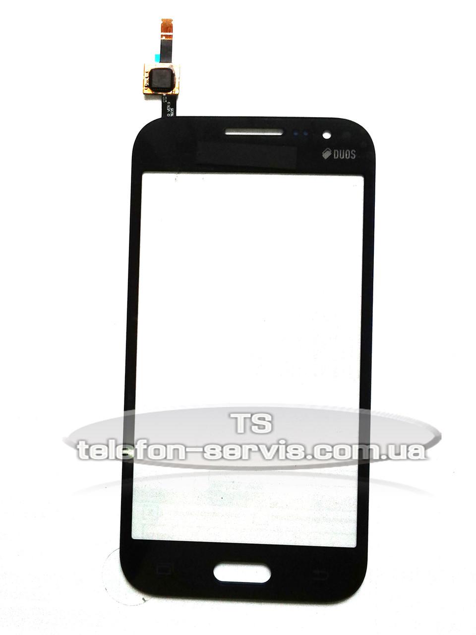 Сенсорный экран для Samsung G360H Galaxy Core Prime, черный