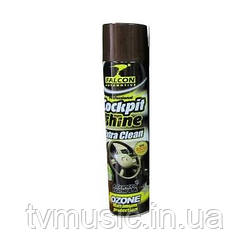 Полироль Falcon Cockpit Spray 400ml-ANTI TOBACCO