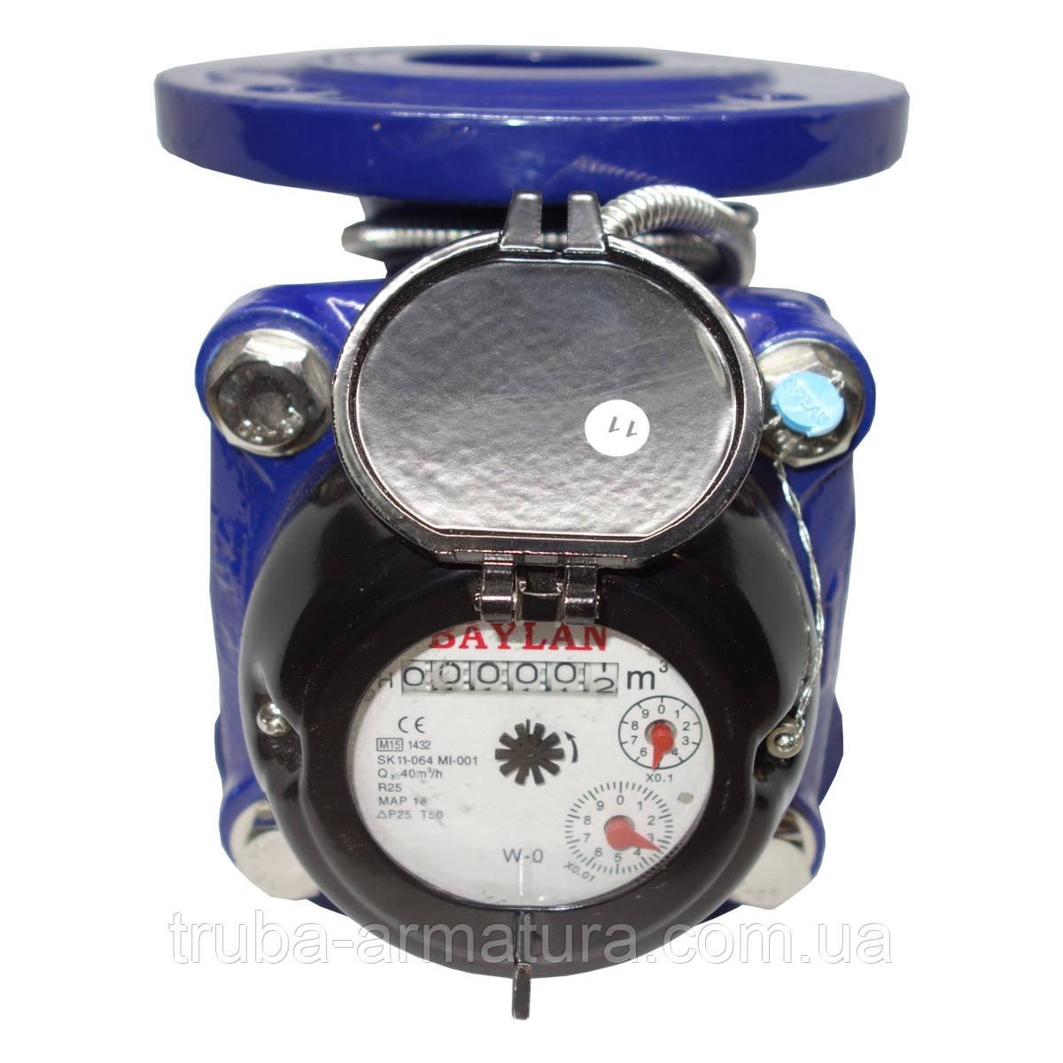 Ирригационный счетчик холодной воды Baylan (IP68) W-6i Dn50