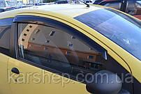 Ветровики на Peugeot 107 3d 2005/Citroen C1 3d 2005-2008
