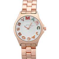 Часы женские Marc Jacobs Pink Gold