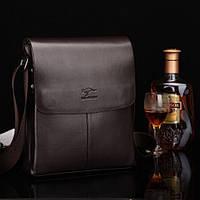 Мужская кожаная сумка Bandicoot. Модель 0428, фото 2