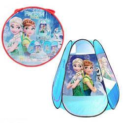 """Намет дитячий для дівчинки """"Frozen - Холодне серце """", Дитячі намети"""