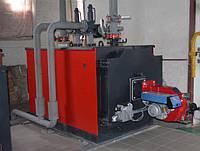 Основное оборудование и компоненты для установки, обвязки и обеспечения функционирования жаротрубного котла Колви