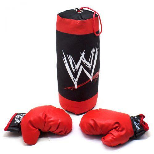 Груша боксерская детская, с перчатками от 3 лет, 1 кг, 42 см