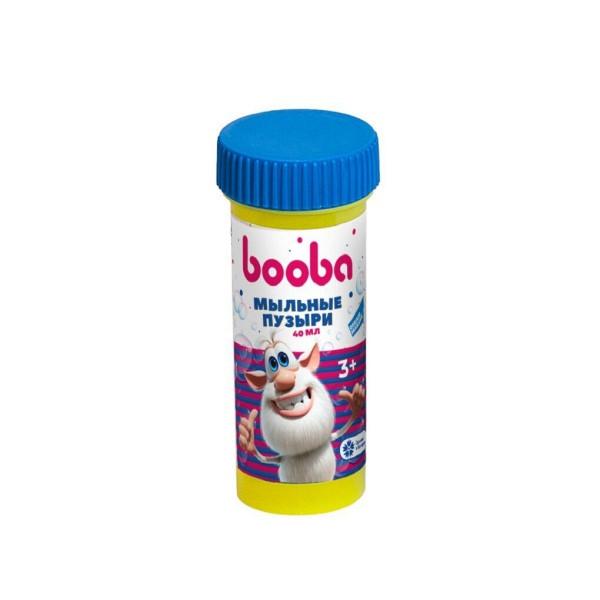 """Мильні бульбашки в маленькій баночці, """"Booba"""" 40 мл"""