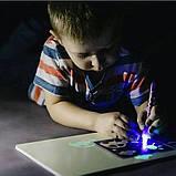 Набор для творчества Рисуй светом А5 15х21см, фото 3