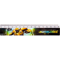 Линейка пластиковая Kite Transformers BumbleBee Movie TF19-090, 15 см