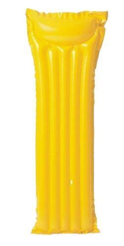 Матрац для плавання, жовтий КВ-069