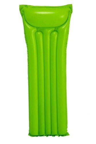 Матрас для плавания, зеленый КВ-069