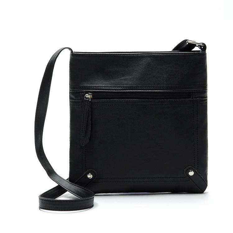 Кожаная сумка. Модель 0429
