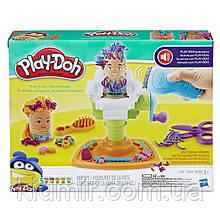 Плей-До набор пластилина Веселый Парикмахер Play-Doh E2930