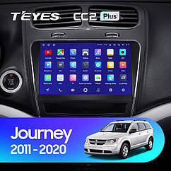 Штатная магнитола Teyes  Dodge Journey JC (2011-2020)