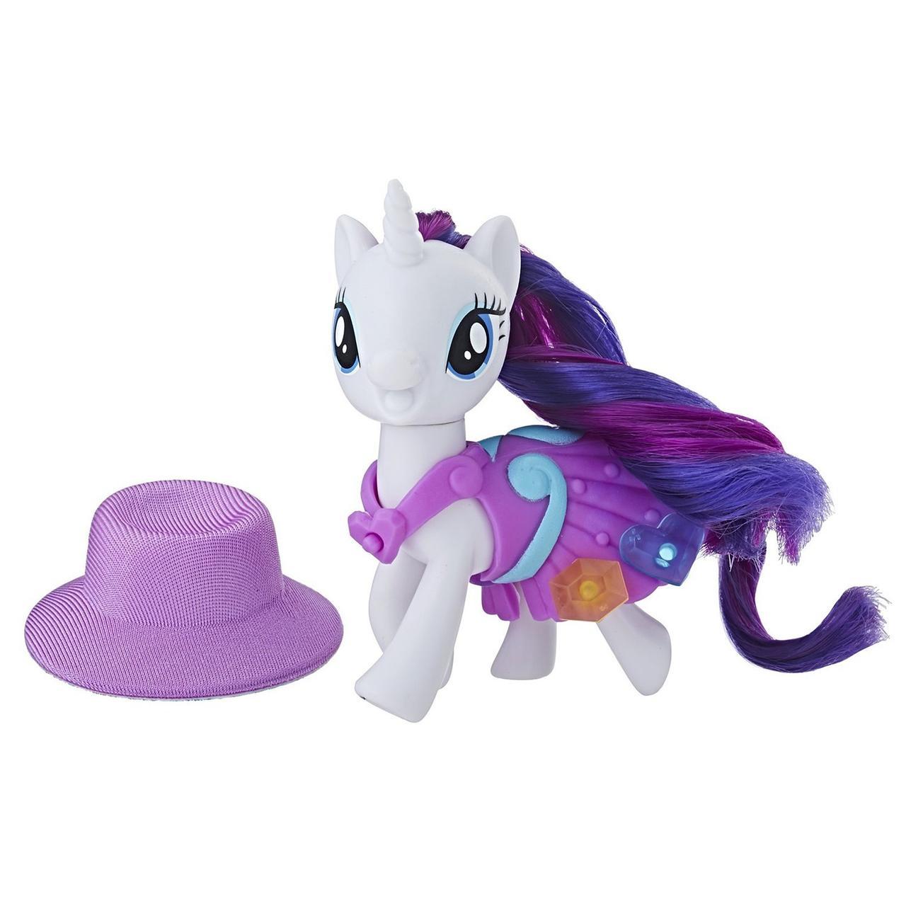 My Little Pony Поні Раріті з аксесуарами Моя маленька поні Hasbro E2581