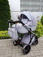 Дитяча універсальна коляска 2 в 1 Adamex Luciano, фото 1