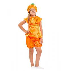 Карнавальный костюм ТЫКВА на 3,4,5,6,7,8 лет, детский маскарадный костюм ТЫКВЫ на ХЕЛОУИН