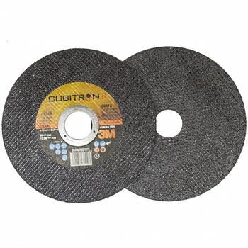 Круг відрізний для металу 3M Cubitron II Т41 125х1х22,23мм