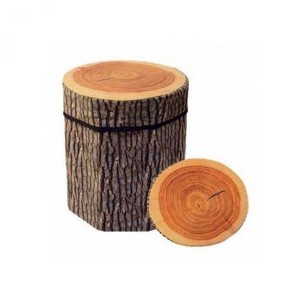 """Корзина-пуфик для игрушек """"Дерево"""" 3D-1706"""