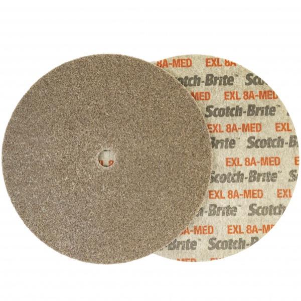 Пресcованый круг 3M XL-UW MED 152x6.3x12.7