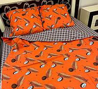 Постельное белье семейный| Качественный комплект постельного белья (полуторка, двушка, евро, семейка)