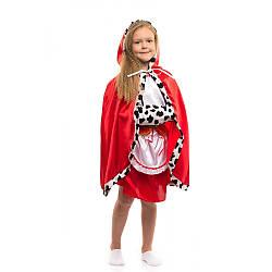 Детский карнавальный костюм ГЕРДА для девочки 4,5,6,7,8,9 лет, детский маскарадный костюм ГЕРДЫ