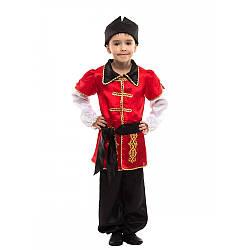 Карнавальный костюм ИВАН ЦАРЕВИЧ, ГЕТЬМАН для мальчика 4,5,6,7,8,9 лет детский маскарадный костюм ЦАРЕВИЧА
