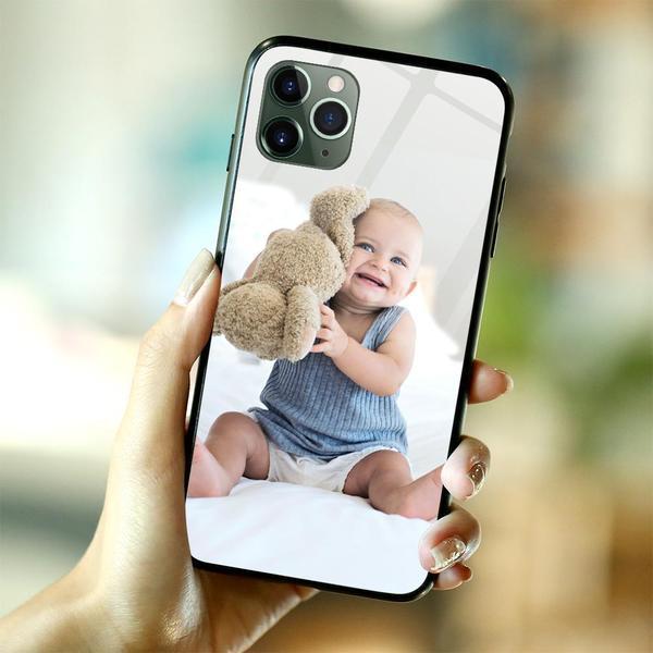 Чехол силиконовый для iPhone 12 Pro (TPU) с фото или любым изображением