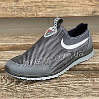 Кросівки сітка сірі Dago Style M29-02, фото 1