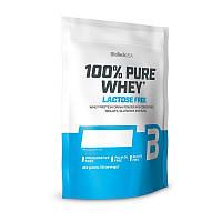 Протеины 100% Pure Whey Lactose Free (454 г) BioTech USA