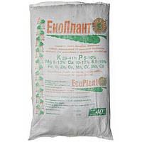 Экоплант комплексное минеральное удобрение (мешок 40 кг)
